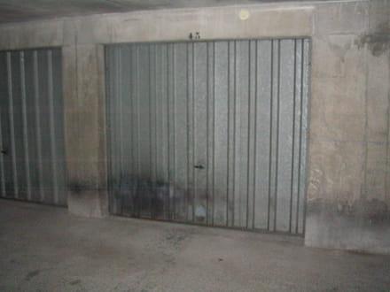 Serrure Ancienne Porte De Garage Basculante Cassée Résolu - Comment bloquer une porte de garage basculante