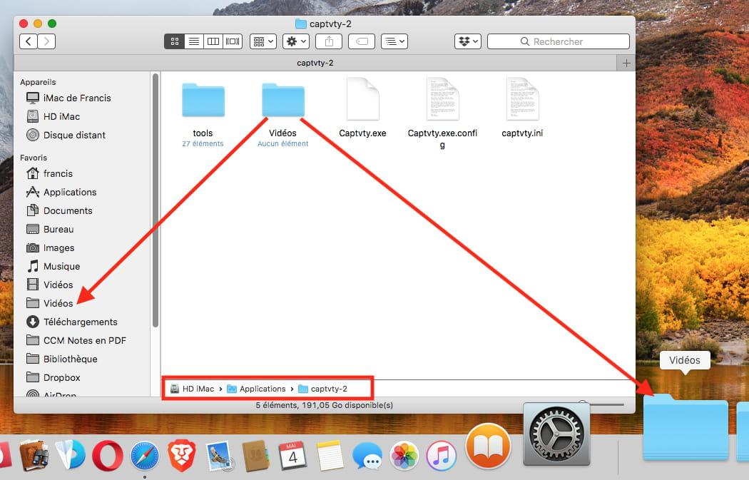 TÉLÉCHARGER CAPTVTY MAC OS X