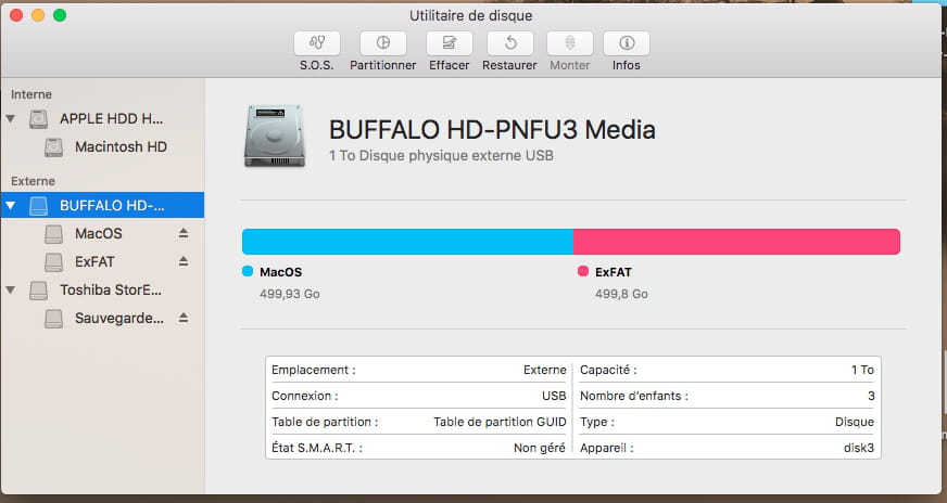Comment utiliser un <b>disque</b> <b>dur</b> <b>externe</b> pour Windows <b>sur</b> <b>Mac</b> ?
