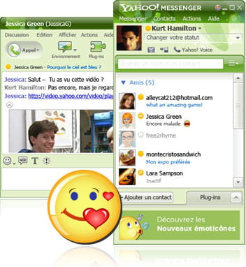 telecharger yahoo messenger android