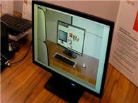 L'écran sans fil ni câble d'alimentation enfin réalité