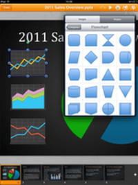 Une  version gratuite de QuickOffice pour iPad offerte aux clients Google Apps for Business