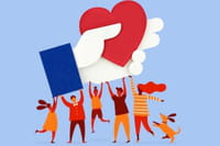 #DecembreEnsemble : une vague de solidarité sur Facebook