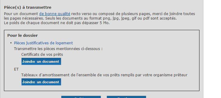 Caf Document A Fournir Pour L Apl