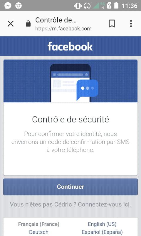 Voudrais Récupérer Mon Facebook Forum Facebook