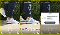 Sur Snapchat, on va pouvoir (aussi) faire son shopping