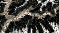 Google Earth : la terre en timelapse