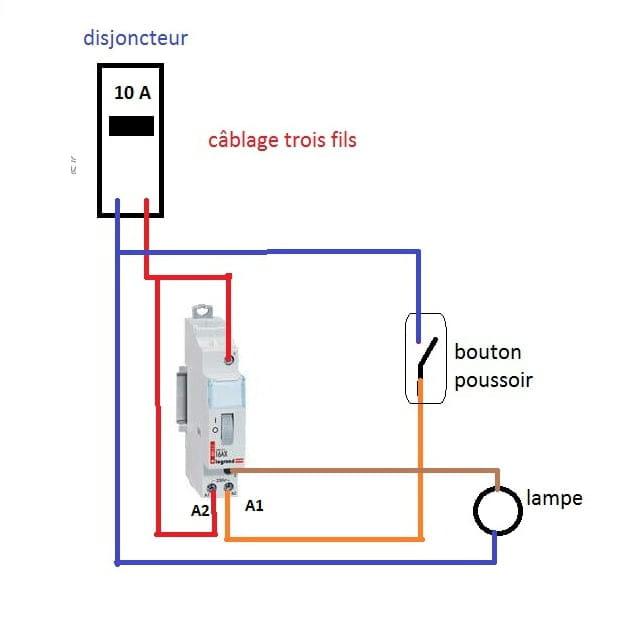 Probleme Telerupteur Legrand 16ax Forum Electricite Linternaute Com