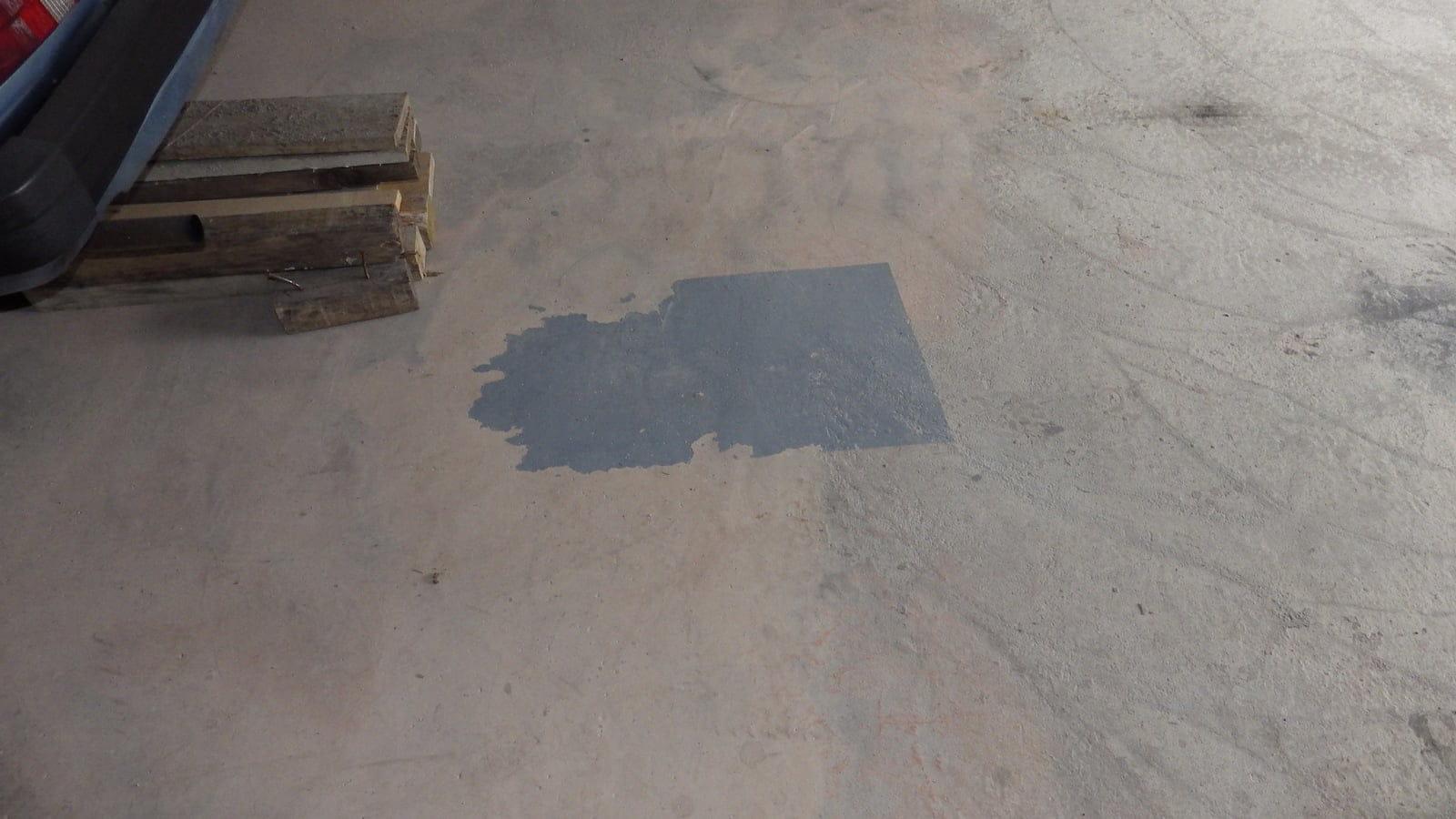 Sol de Garage béton et ragréage ne tient pas. - Forum Peinture