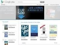 Des dizaines de milliers de livres en français disponibles en téléchargement sur Google Play