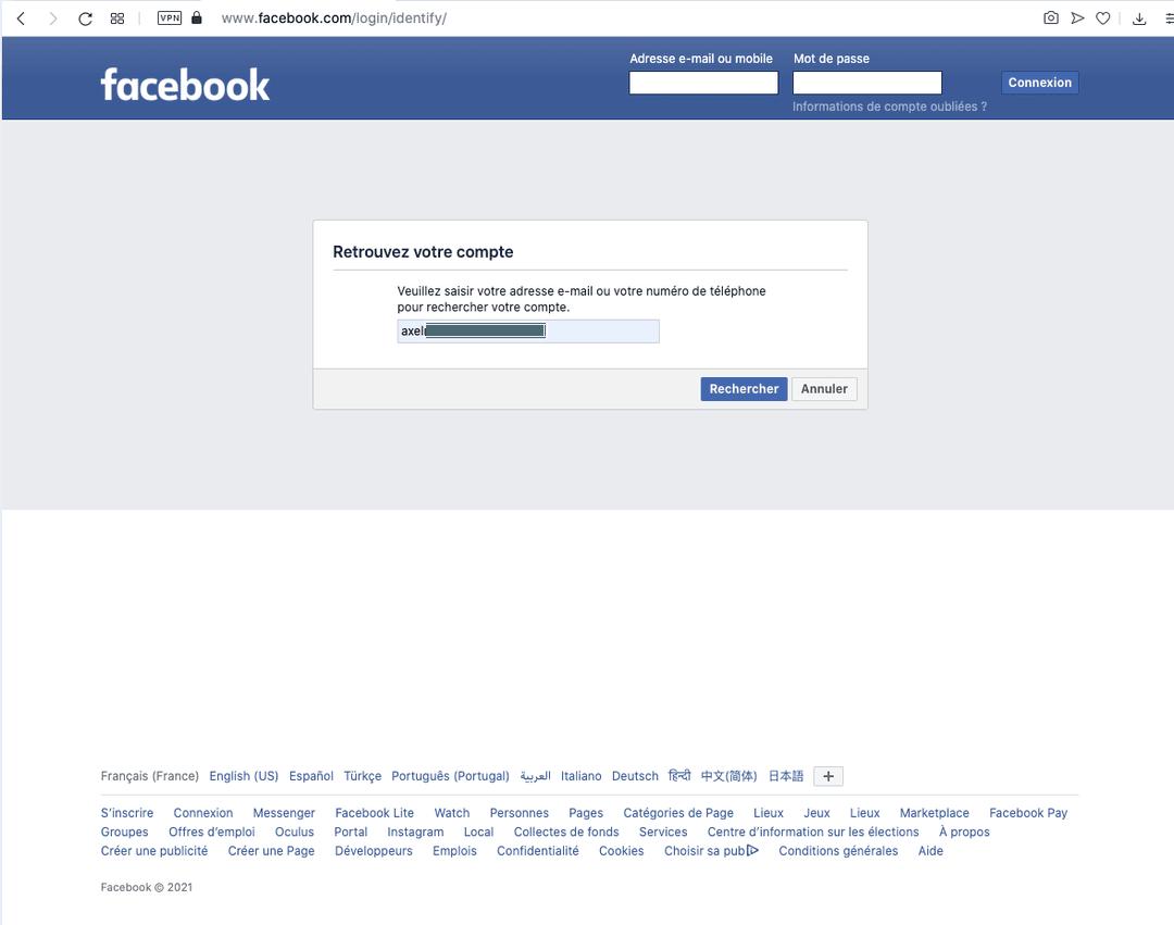 Comment pirater un compte facebook avec un telephone android