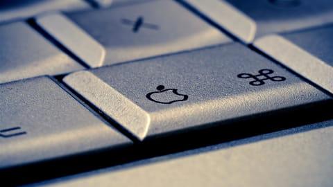 Taper des caractères spéciaux sur un clavier Mac