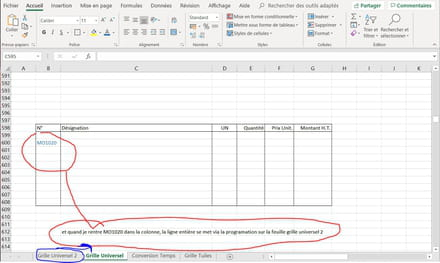Programmation excel office 365 comment a marche - Office 365 comment ca marche ...