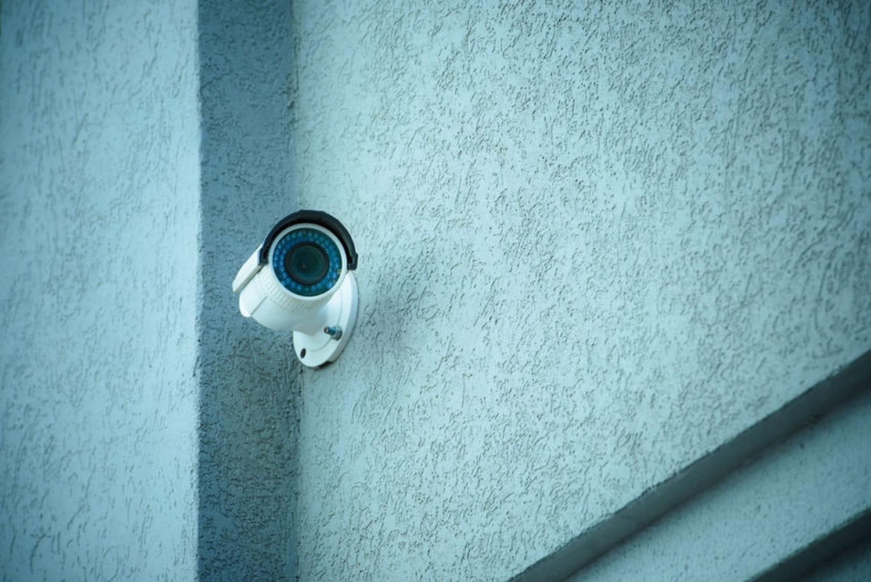 Caméra de surveillance extérieure: la réglementation