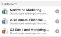 Office s'invite sur iPhone... pour les utilisateurs d'Office 365