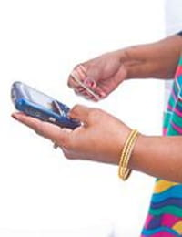 Les Français prêts à passer au paiement mobile, selon une étude
