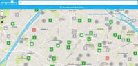 Les administrations d'Île de France recensées sur une application web