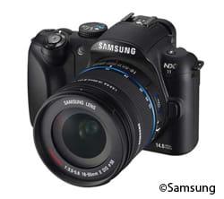 l'appareil photo hybride