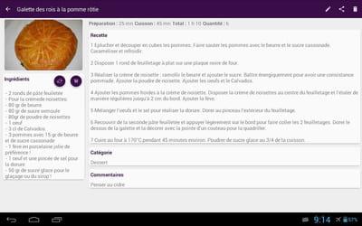 Telecharger Livre De Recettes De Cuisine Pour Android Gratuit