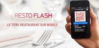« Le titre restaurant dématérialisé : un gain de temps »