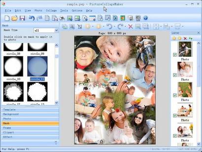 Telecharger Picture Collage Maker Gratuit