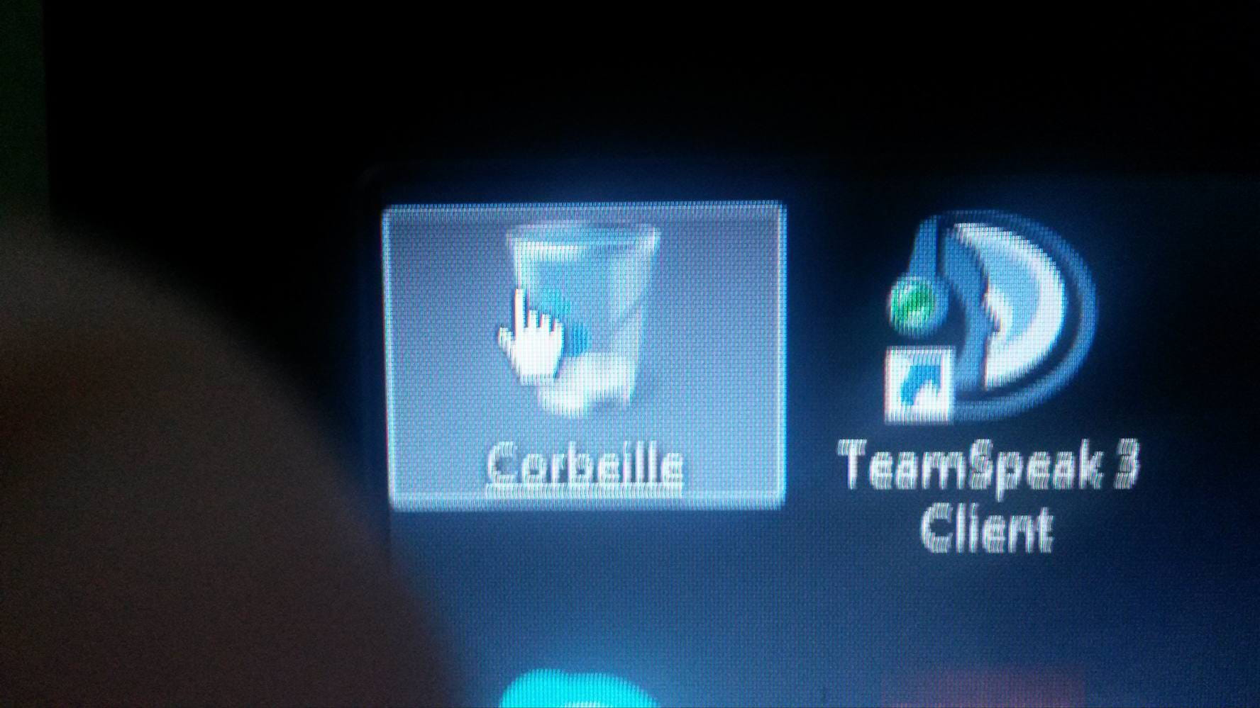 Probl me avec les icones sur le bureau windows 7 - Icone bureau disparu windows 7 ...