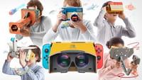 Nintendo Switch : la VR arrive… et Windows aussi