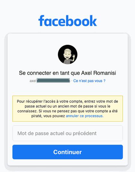 Compte facebook android un telephone un pirater avec comment comment Espionner