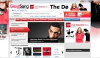 Musique sur le net : la parole est à Greatsong