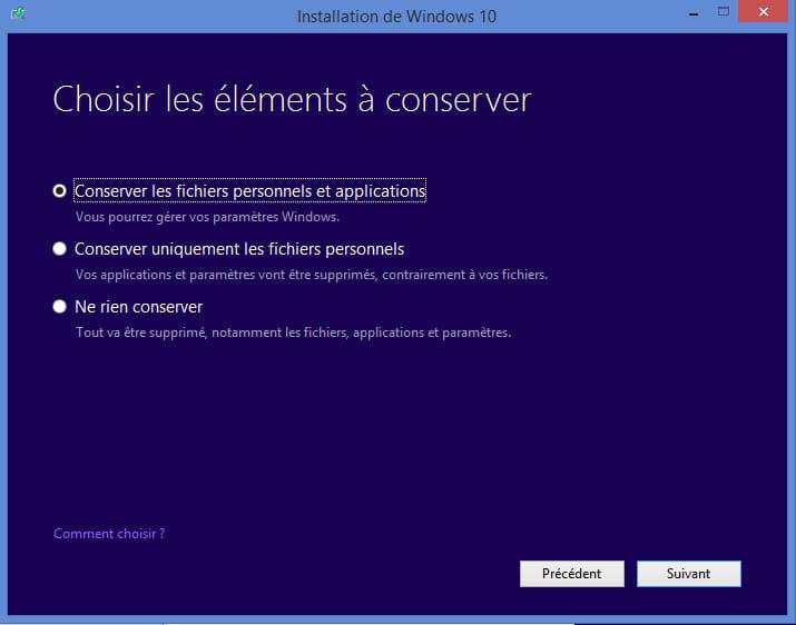 Comment Installer Windows 10