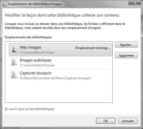 Windows 7 Bibliothèques Comment ça Marche