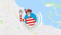 Où est Charlie ? Sur Google Maps !
