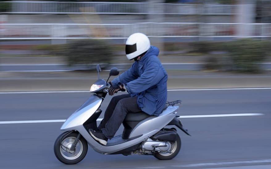 Conduire moto 50cc permis b