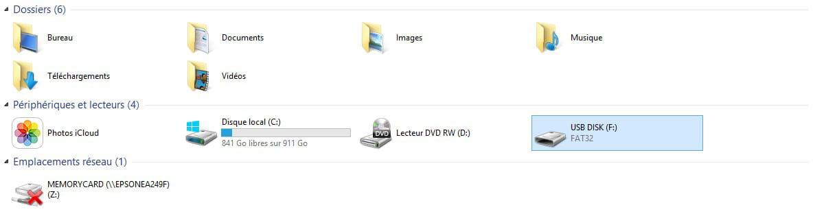 <b>Clé</b> <b>USB</b> 8Go <b>trop</b> petite pour <b>fichier</b> de 4.6Go [RESOLU ...