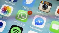 Messagerie : WhatsApp domine le monde