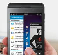 BlackBerry Q10 et Z10  : les nouveautés en un clin d'oeil