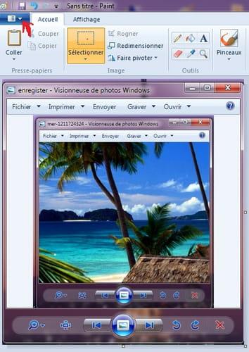 windows 7   d u00e9couper une image dans une capture d u0026 39  u00e9cran