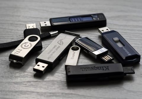 Clé USB, SSD, disque dur, carte mémoire: comment les formater sur Mac