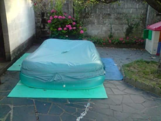 comment faire une piscine semi enterre a moindre cout. Black Bedroom Furniture Sets. Home Design Ideas