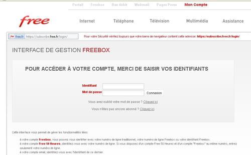 Webmail Free Passer De 1 Giga A 10 Giga