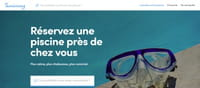 Swimmy, le « Airbnb de la piscine »