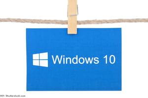 Windows 10 va se réserver un espace de stockage spécial