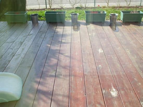 la s ve est ressortie sur ma terrasse que faire avant la prochaine couche de la. Black Bedroom Furniture Sets. Home Design Ideas