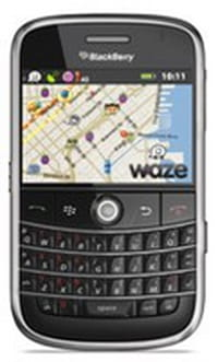 waze en version beta sur blackberry. Black Bedroom Furniture Sets. Home Design Ideas