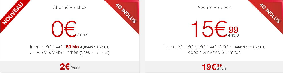 comment s abonner ? free mobile ? 2 euros