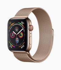 Apple Watch 4 : une montre connectée très haut de gamme