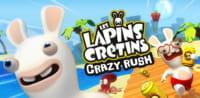 Lapins Crétins, le « crazy rush » sur mobile
