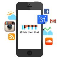 Outils web : IFTTT disponible sur iPhone