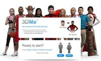 Cubify, une figurine en impression 3D à votre image !