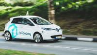 Des taxis autonomes en test à Singapour